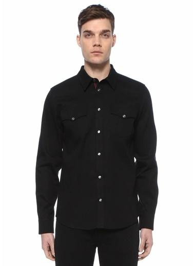 Alexander McQueen Gömlek Siyah